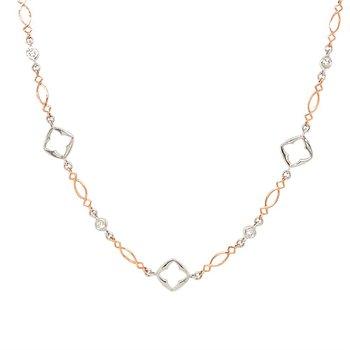 Fancy Link Necklace