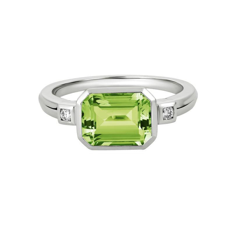 Wear-EVERY-Where Peridot Ring