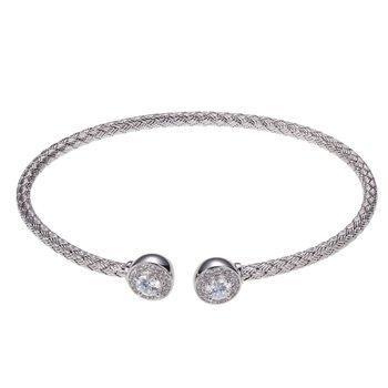Sparkling Cuff Bracelet