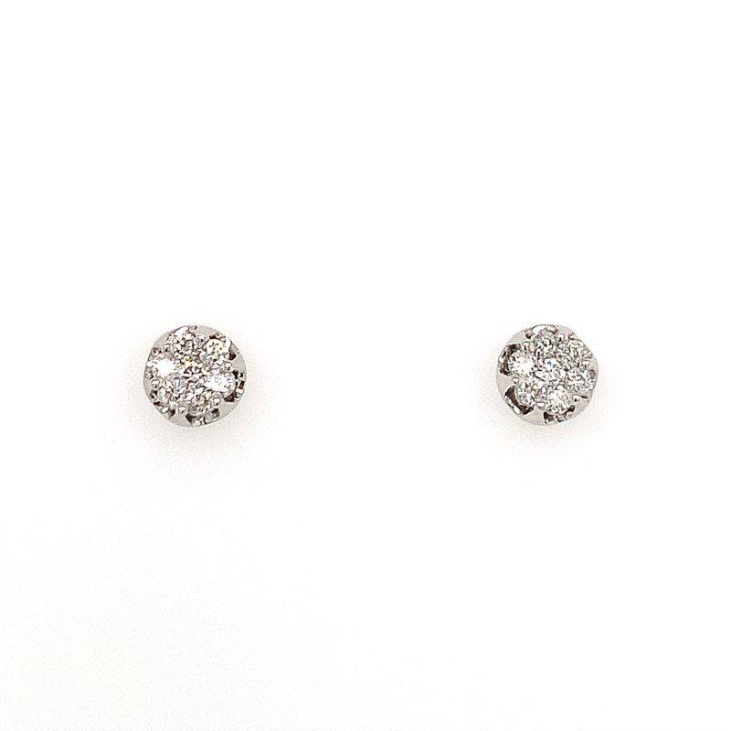 Signature Estate Diamond Earrings
