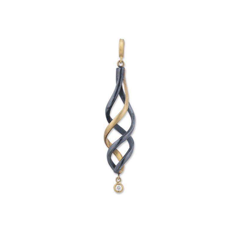 Lika Behar Twirl Necklace