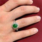 Signature Estate Jade Ring