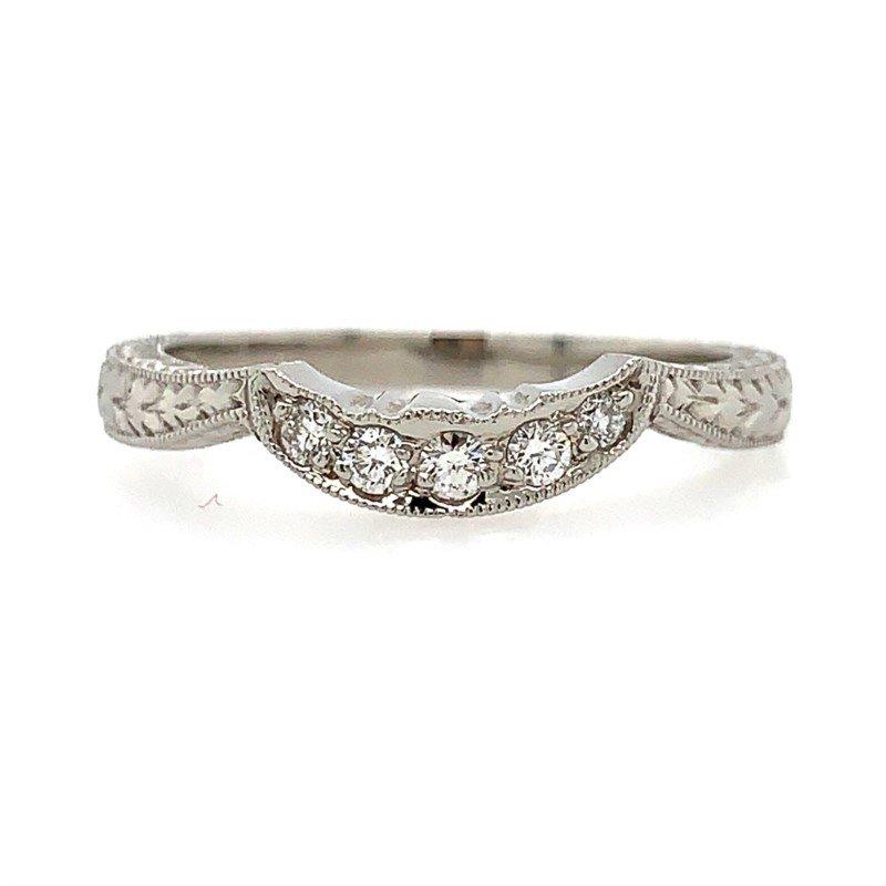 Coast Diamond Fitted Wedding Band