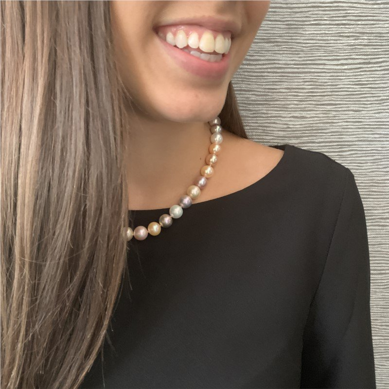 Moses Signature Freshwater Pearl Strand