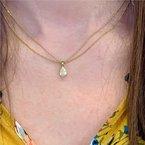 Signature Estate Yellow Diamond Necklace