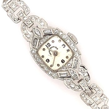 Hardy & Hayes Lady's Dress Watch