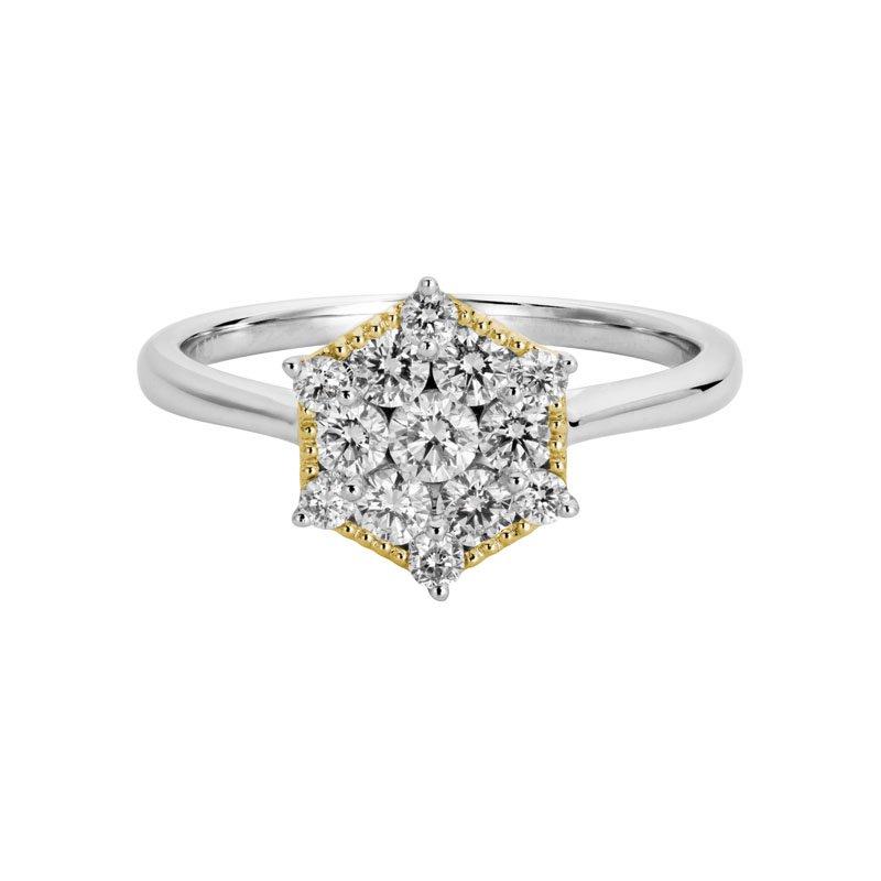 Wear-EVERY-Where Diamond Ring
