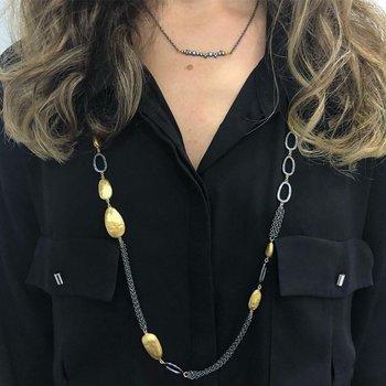Dylan Bar Necklace