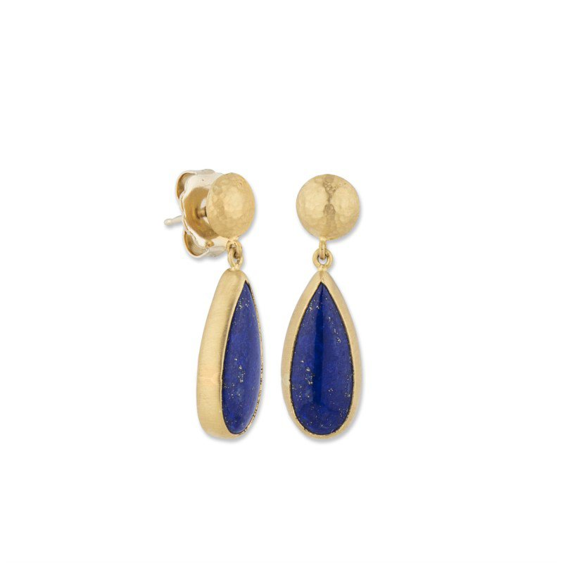 Lika Behar Lapis Earrings