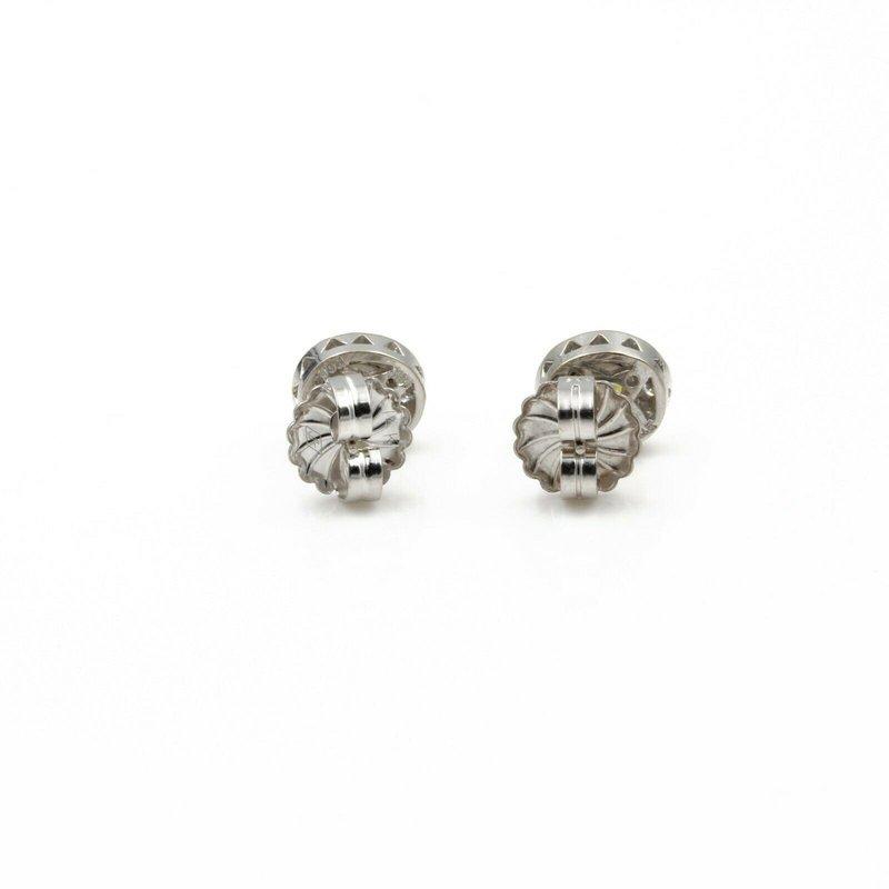 National Rarities 18K GOLD 0.50 CTW FANCY YELLOW DIAMONDS & 0.25 CTW DIAMOND STUD EARRINGS #E-132