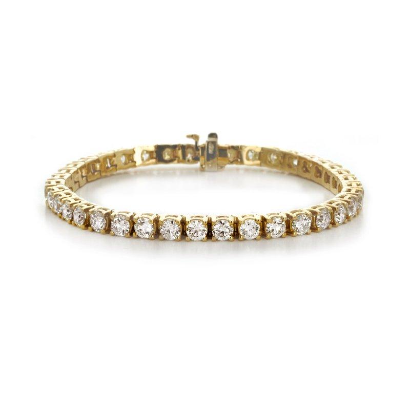 Continental Collection 9.50 ctw Tennis Bracelet