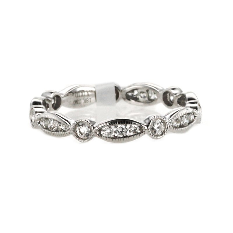 Continental Collection 0.51 ctw Eternity Diamond Band