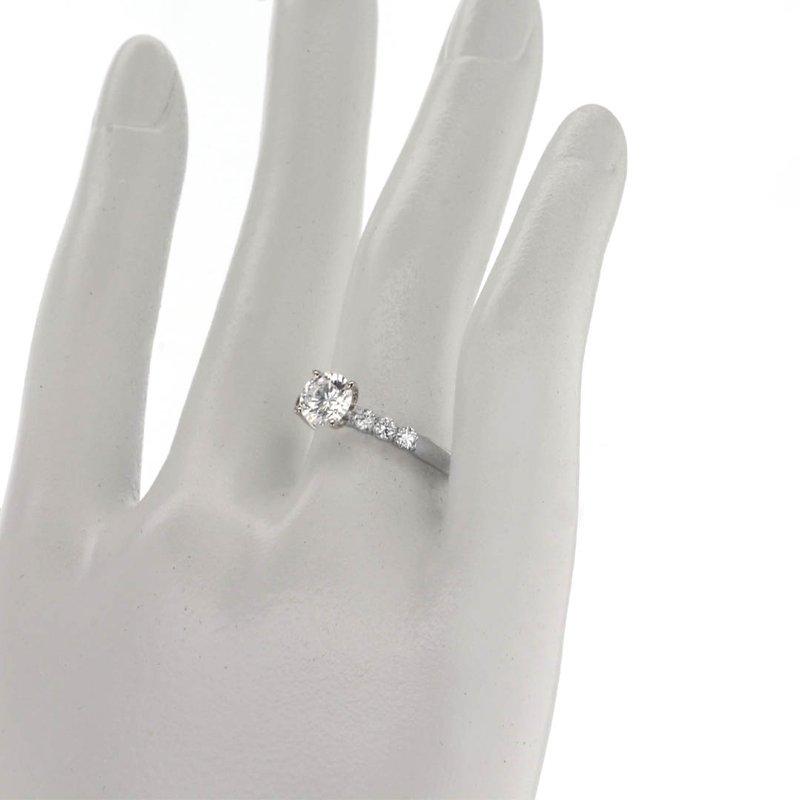 Signature Collection 0.29 ctw Diamond Solitaire