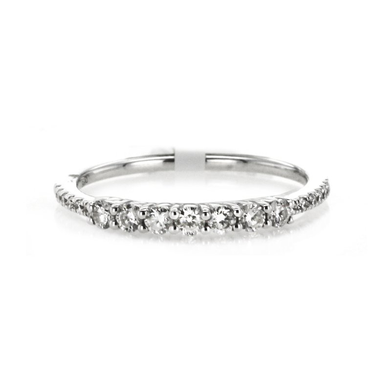 Continental Collection 0.34 ctw Diamond Band