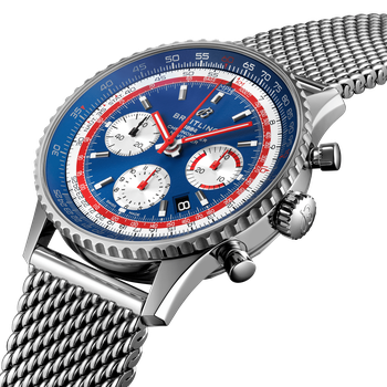 Navitimer B01 Chronogragh 43MM Pan Am