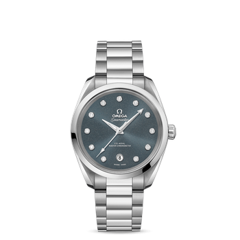 AQUA TERRA 150M CO‑AXIAL MASTER CHRONOMETER LADIES' 38 MM