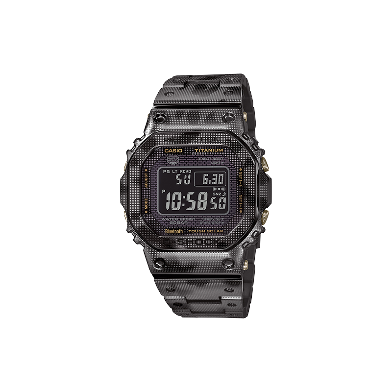 G Shock Full Metal Camo Titanium