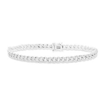 0.96 ctw Diamond Bracelet