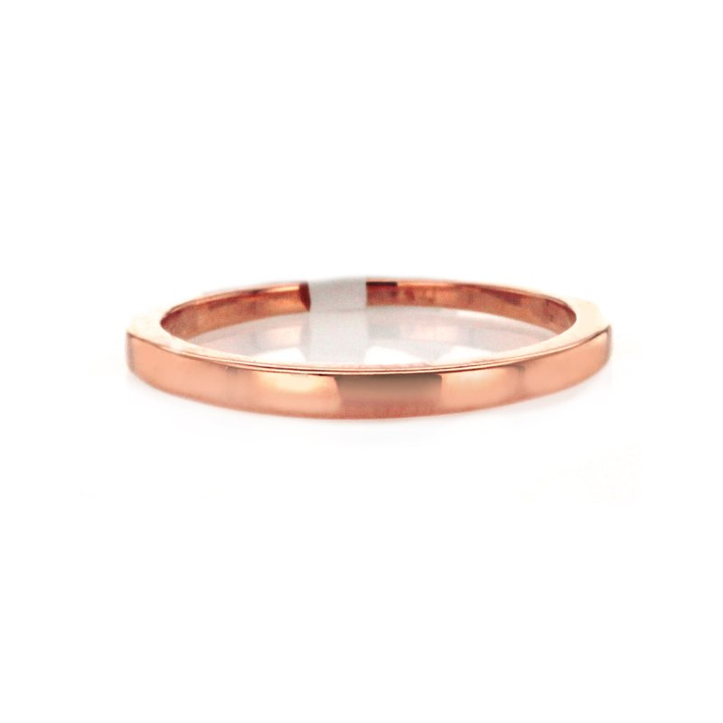 Continental Collection 2MM Polished Plain Band