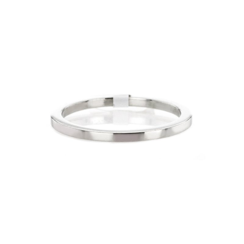 Continental Collection 1.66 MM Plain Band