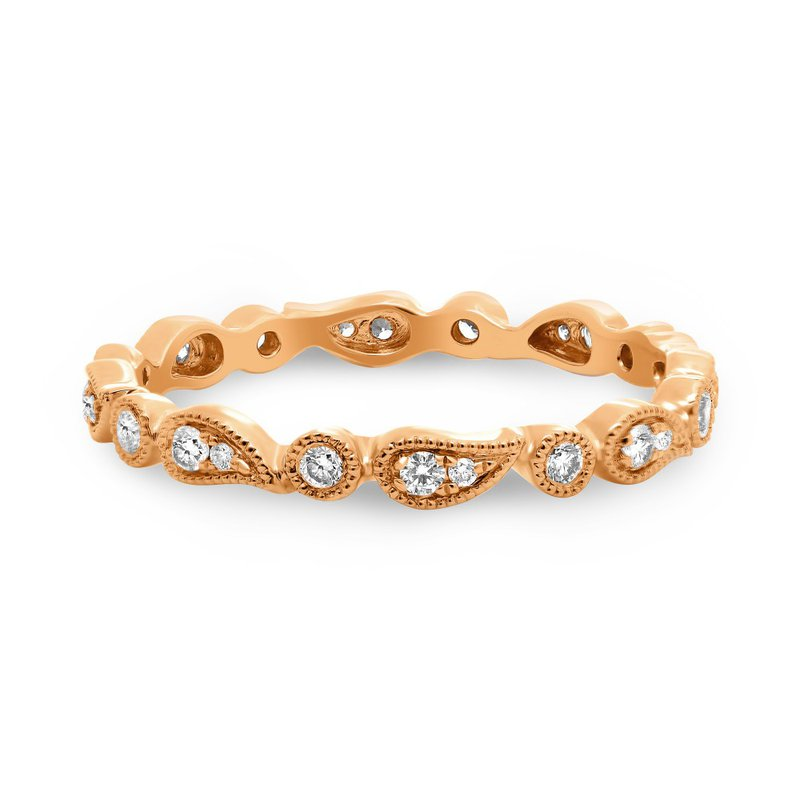 Continental Collection 0.13 ctw Diamond Band