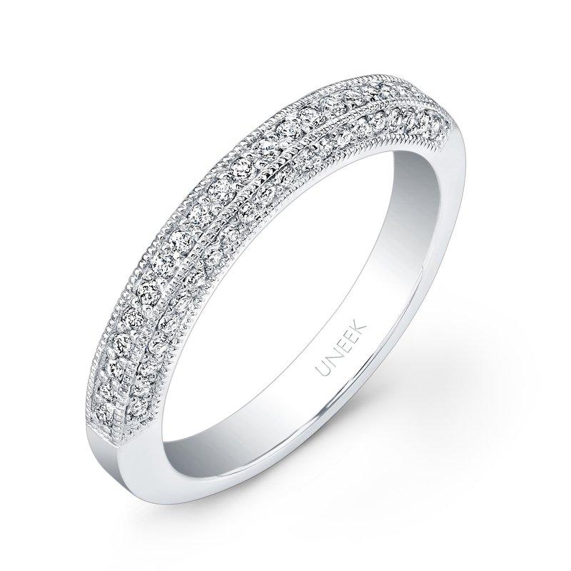 Uneek Fine Jewelry 0.31 ctw Diamond Band