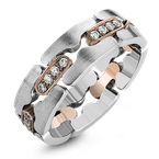 Simon G Jewelry 0.35 ctw Diamond Band