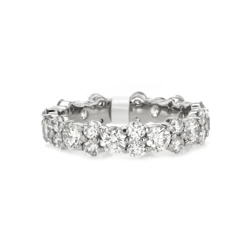 Continental Collection 3.04 ctw Eternity Diamond Band