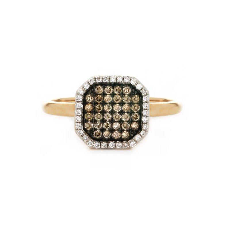 Continental Collection Halo Ring
