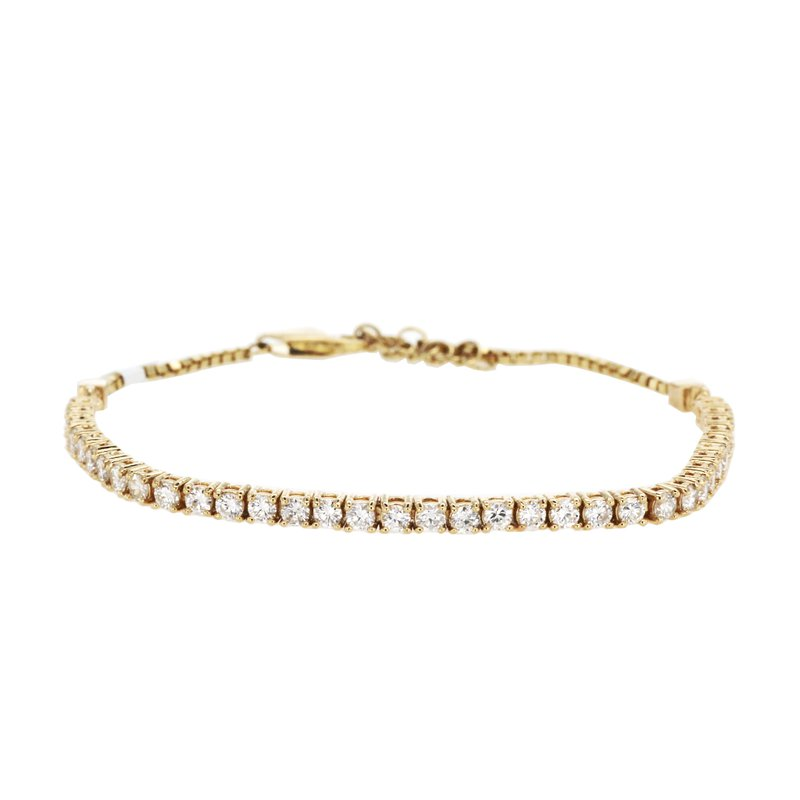 Continental Collection 1.47 ctw Diamond Tennis Bracelet