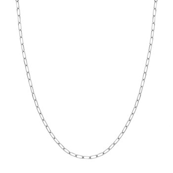 """18"""" 4MM Paperclip Chain"""