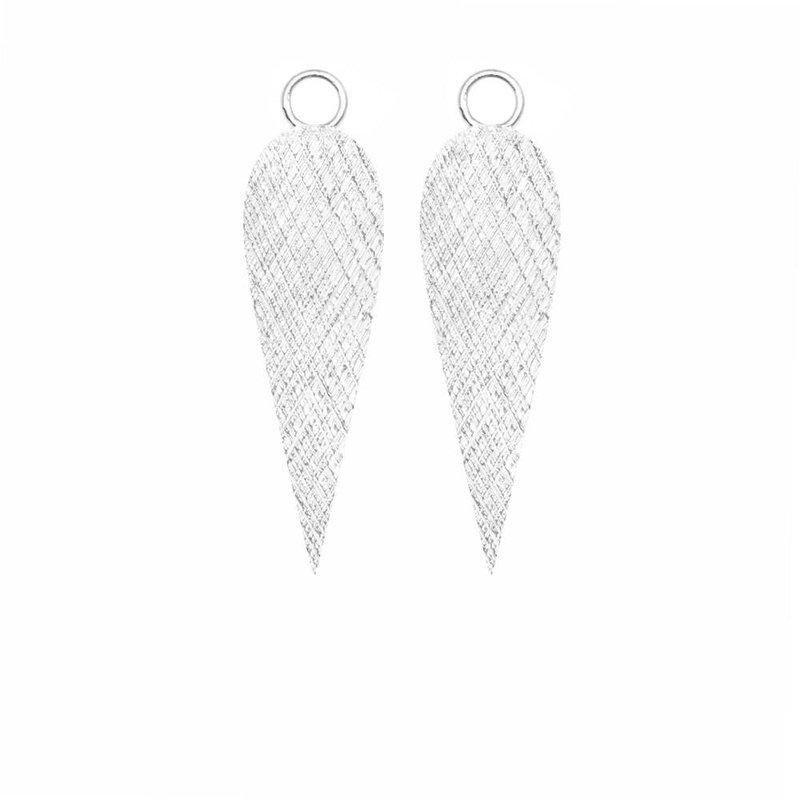 Nina Nguyen Designs SILVER EARRING JACKETS