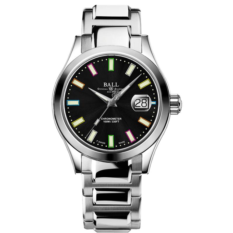 Ball Engineer III Marvelight Chronometer - Caring Edition 40MM