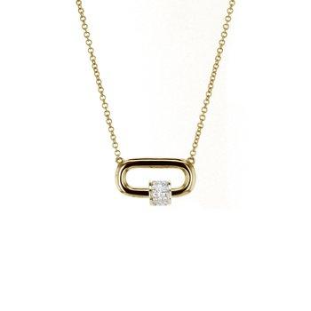 0.10 ctw Diamond Necklace