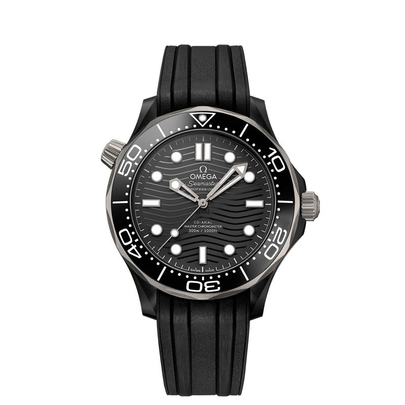 Omega Seamaster Diver 300M 43.5MM