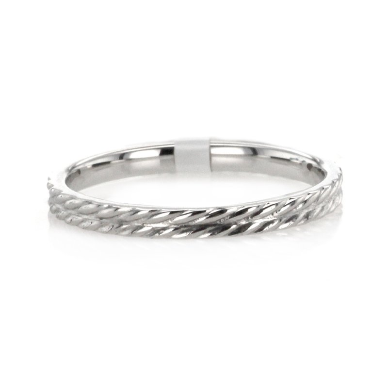 Continental Collection Not Quite Plain Band