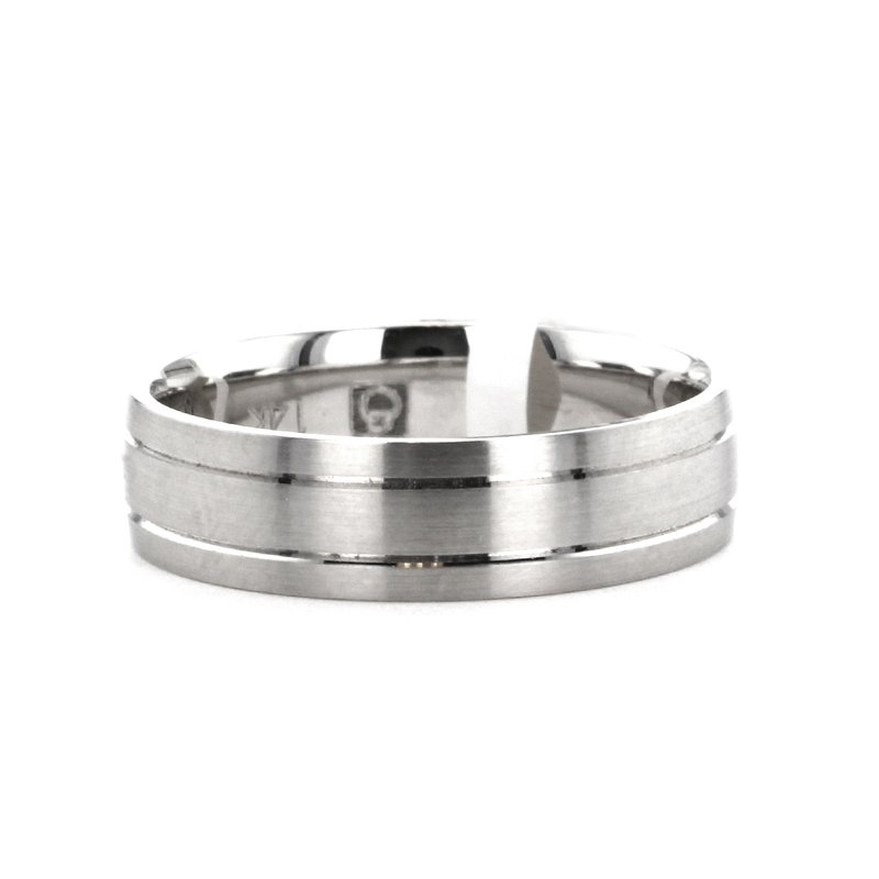 Continental Collection 6MM Satin Band