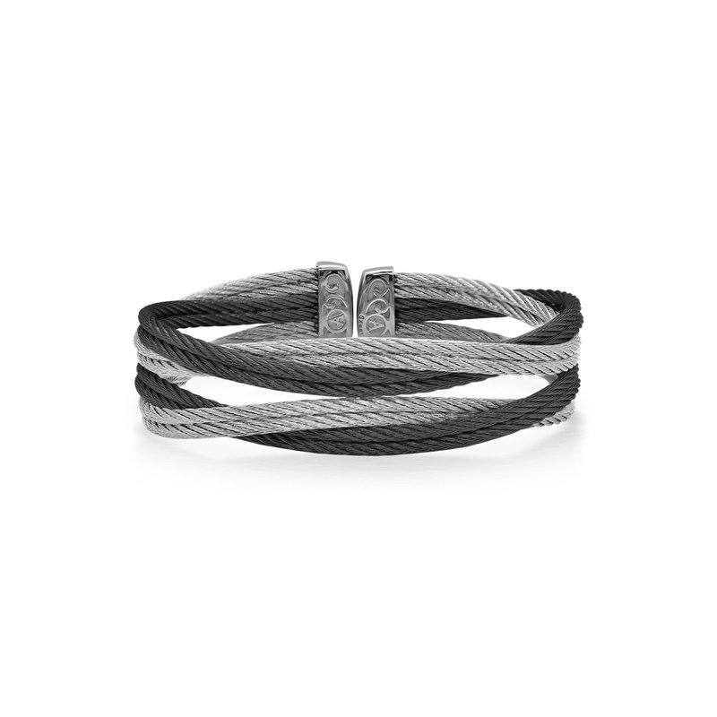 ALOR Cable Bangle Bracelet