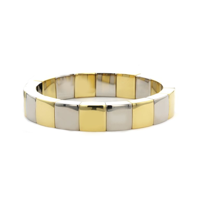 Roberto Demeglio Square Pura Stretch Bracelet