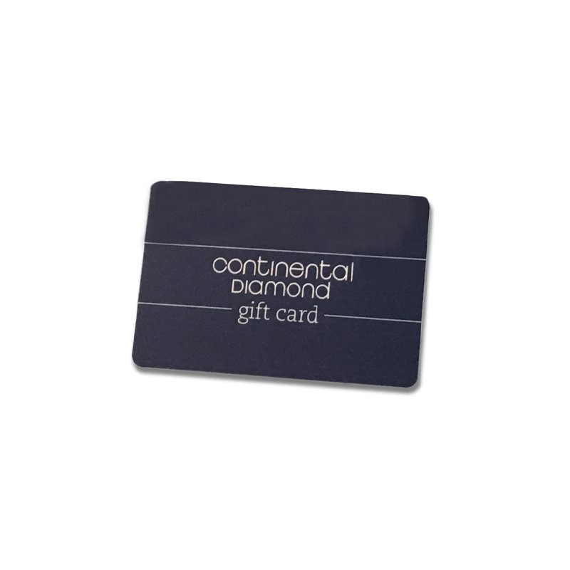 Continental Collection CD-giftcard