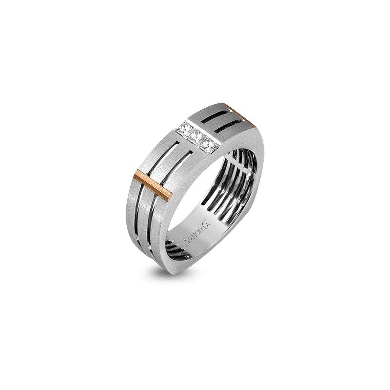 Simon G Jewelry 0.19 ctw Diamond Band