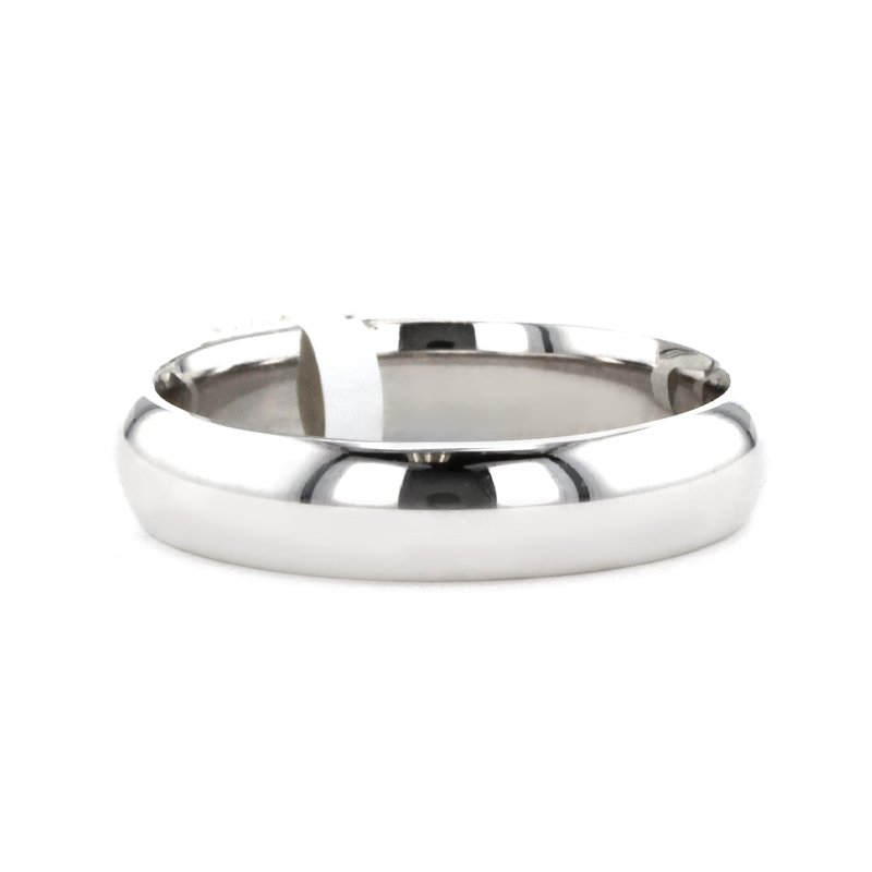 Continental Collection 5MM High Dome Polished Band