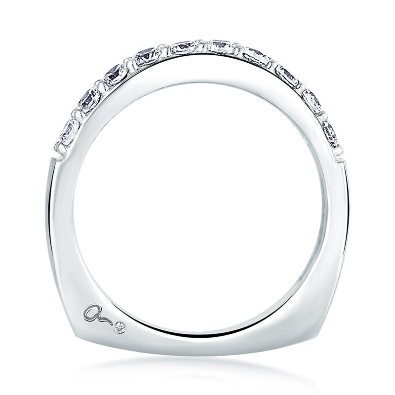 A.JAFFE 0.26 ctw Diamond Band