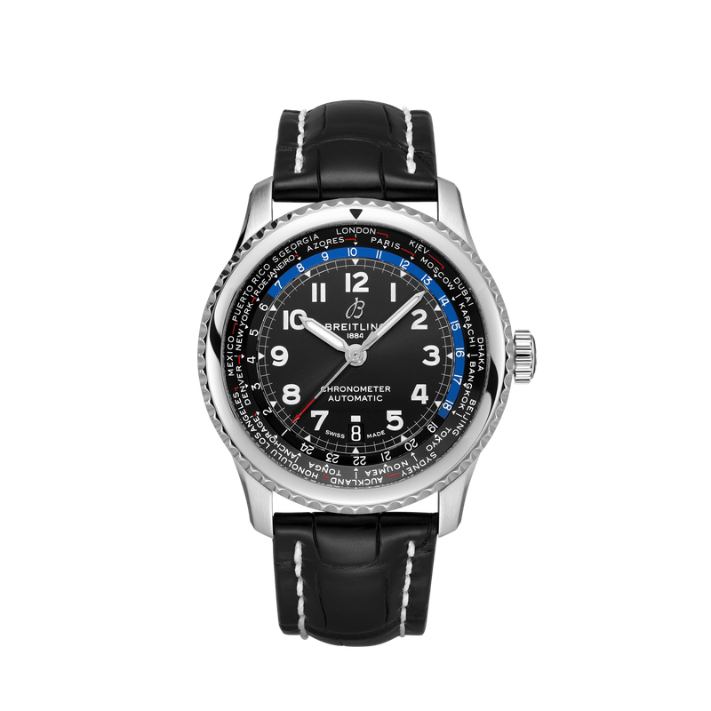 Breitling Aviator 8 B35 Automatic Unitime 43MM