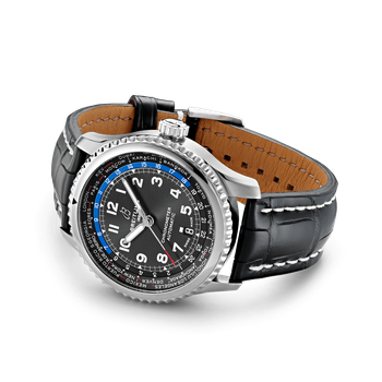 Aviator 8 B35 Automatic Unitime 43MM