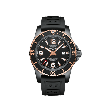 SuperOcean Automatic 46MM Black Steel