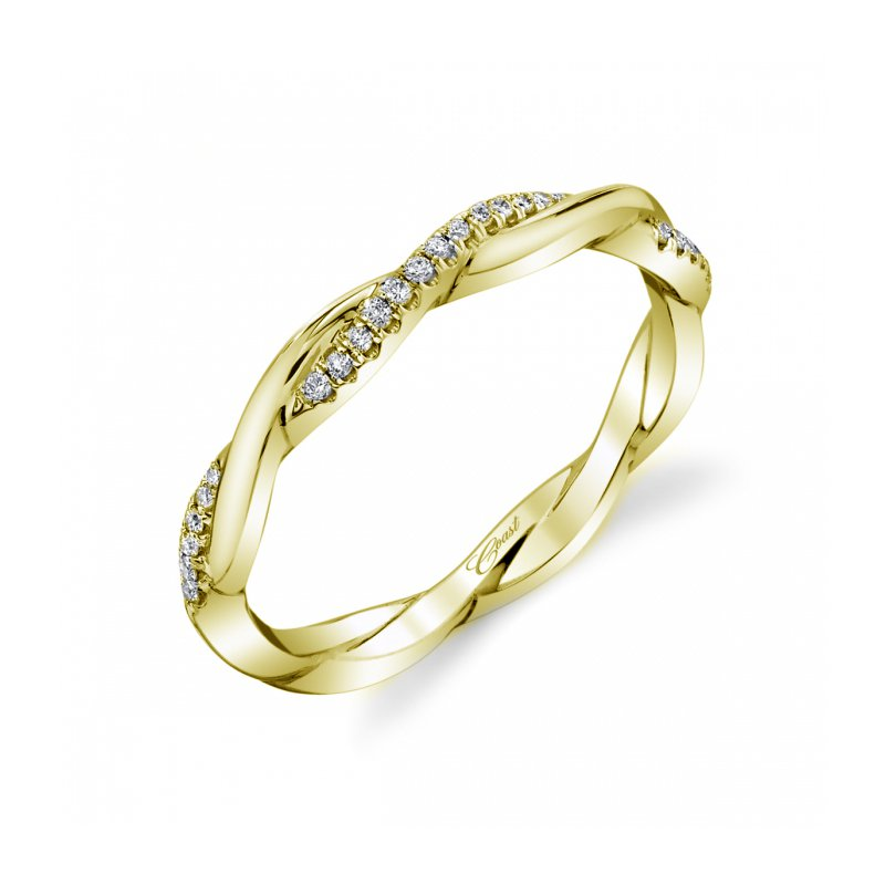 Continental Collection 0.09 ctw Diamond Band
