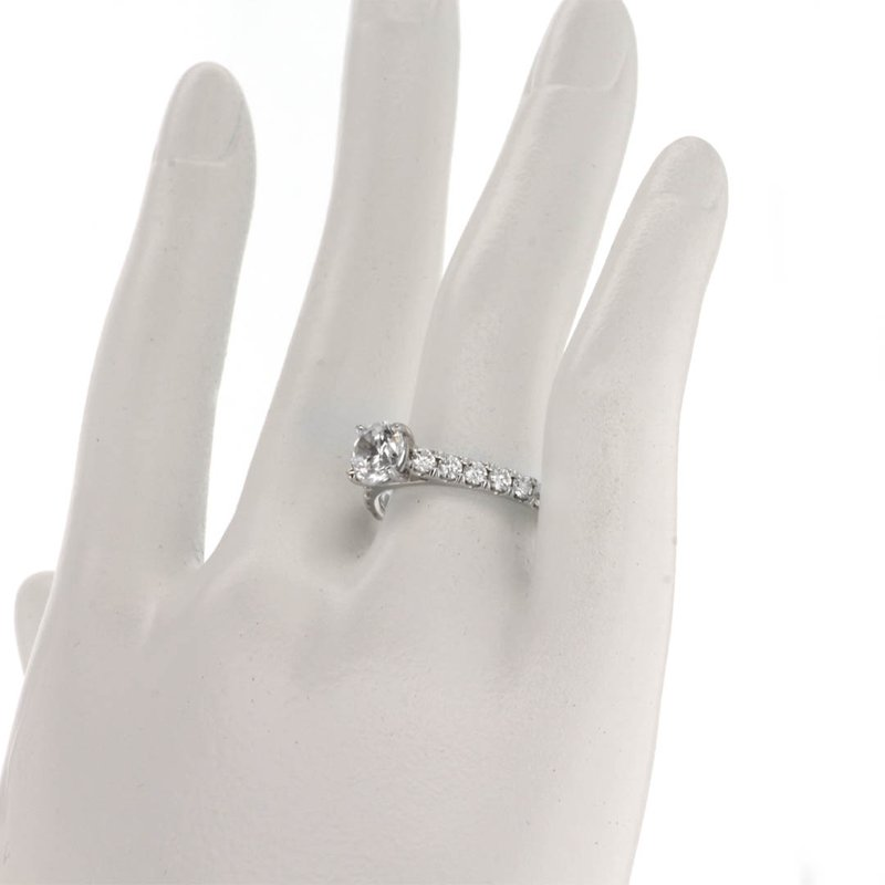 Signature Collection 0.63 ctw Diamond Solitaire