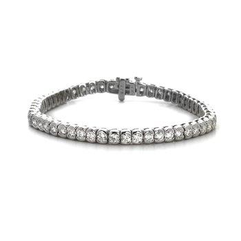 5.50 ctw Diamond Tennis Bracelet