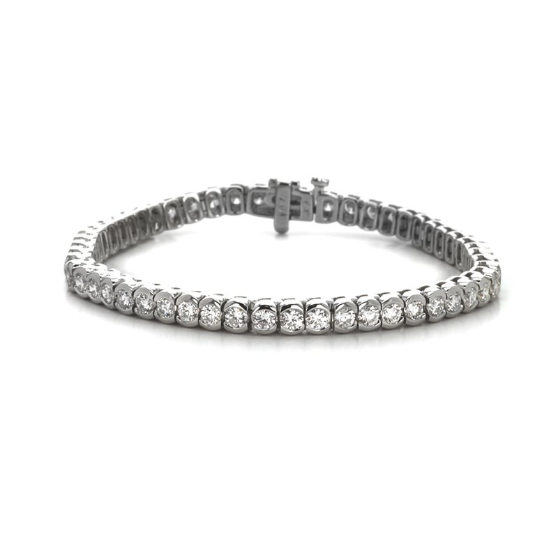 Continental Collection 5.50 ctw Diamond Tennis Bracelet